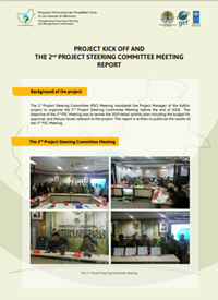 2nd Project Steering Committee meeting