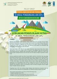 Kebijakan Pengelolaan Hutan di APL